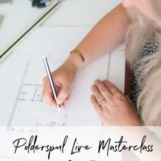 Polderspul Live Masterclass